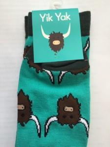 Yik Yak socks