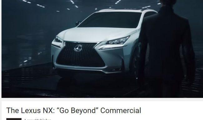 Lexus beyond utility