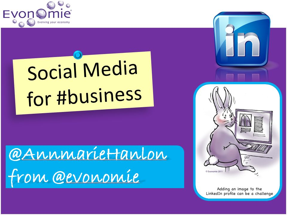 social media for business annmariehanlon